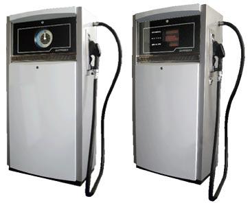 Оборудование для выдачи светлых нефтепродуктов в транспортные средства. Ливенка Мини для светлых нефтепродуктов